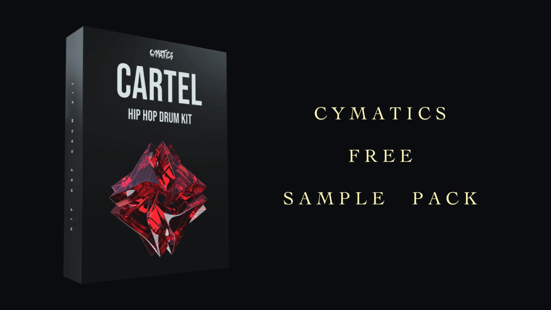 """Cymatics """"Cartel"""" Sam…"""